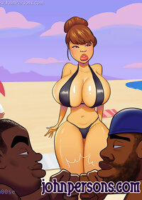 Interracial toon pic 1