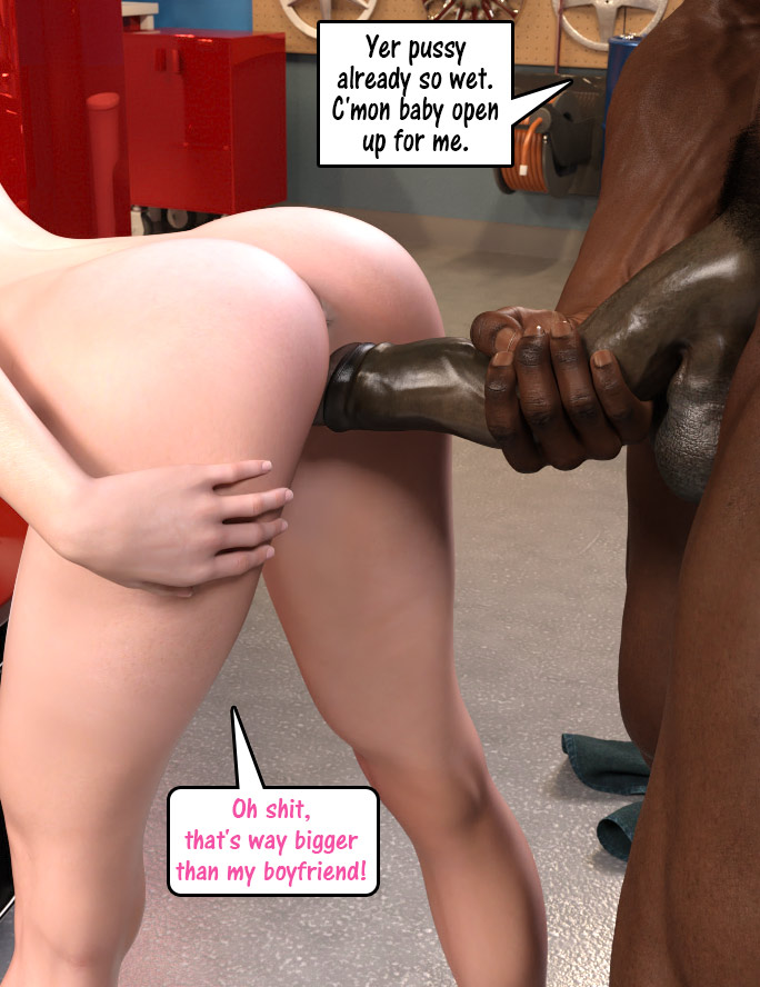 Yer pussy already so wet - One shot 2 by Dark Lord