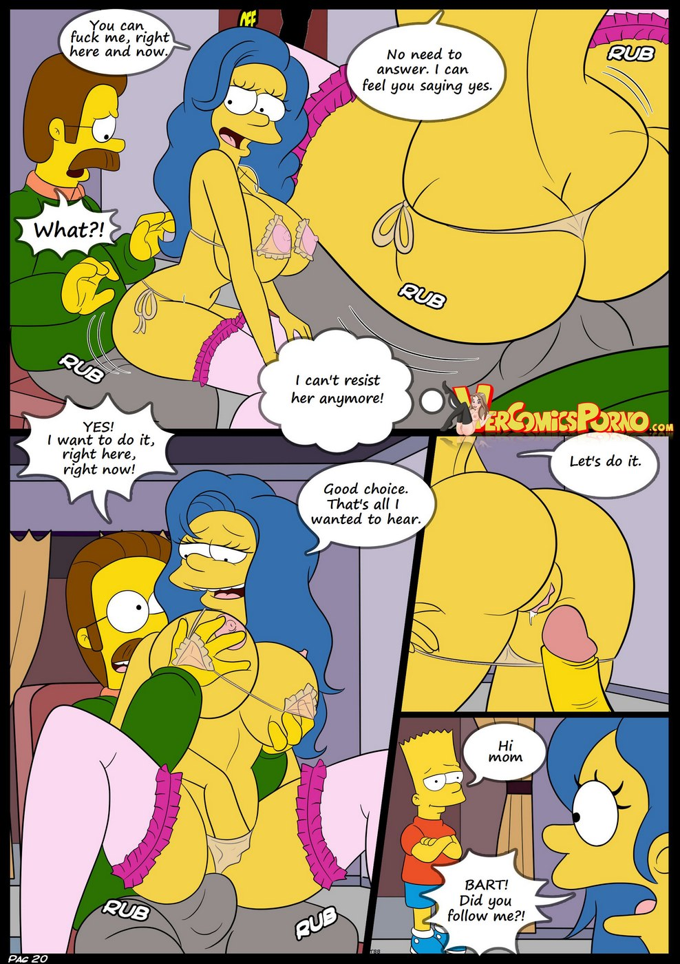Homer is a lucky guy